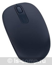Купить Мышь Microsoft Wireless Mobile Mouse 1850 dark Blue USB (U7Z-00014) фото 2