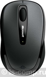 Купить Мышь Microsoft Wireless Mobile Mouse 3500 Lochness Grey USB (GMF-00292) фото 2