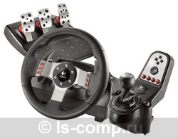 Купить Руль Logitech G27 Racing Wheel (941-000046) фото 2