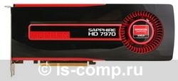 Купить Видеокарта Sapphire Radeon HD 7970 925Mhz PCI-E 3.0 3072Mb 5500Mhz 384 bit DVI HDMI (21197-00-40G) фото 1