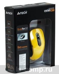 Купить Мышь A4 Tech G9-630-4 Yellow USB (G9-630-4) фото 3