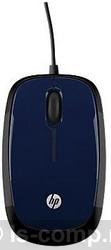 Купить Мышь HP X1200 Revolutionary H6F00AA Wired Mouse Blue USB (H6F00AA) фото 2