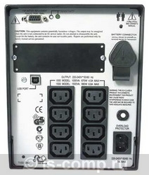 Купить ИБП APC Smart-UPS 1000VA USB & Serial 230V (SUA1000I) фото 2