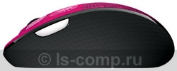Купить Мышь Microsoft Wireless Mobile Mouse 4000 Studio Series Pirouette Pink USB (D5D-00094) фото 3