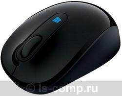Купить Мышь Microsoft Sculpt Mobile Mouse Black USB (43U-00004) фото 2