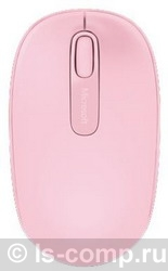 Купить Мышь Microsoft Wireless Mobile Mouse 1850 Pink USB (U7Z-00024) фото 4