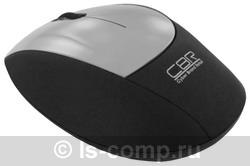 Купить Мышь CBR CM 303 Silver USB (CM303 Silver) фото 1
