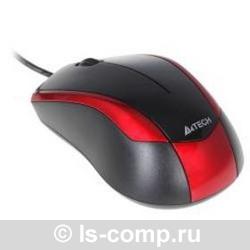 Купить Мышь A4 Tech Q3-400-4 Black-Red USB (Q3-400-4) фото 2