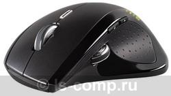 Купить Комплект клавиатура + мышь Logitech Cordless Desktop MX 5500 Revolution Black USB (920-000444) фото 2
