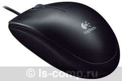 Купить Мышь Logitech B100 Black USB (910-003357) фото 2
