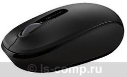 Купить Мышь Microsoft Wireless Mobile Mouse 1850 Black USB (U7Z-00004) фото 1