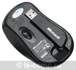 Купить Мышь Microsoft Wireless Notebook Mouse 3000 Strawberry USB (62Z-00027) фото 2