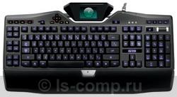 Купить Клавиатура Logitech G19 Keyboard for Gaming Black USB (920-000977) фото 1