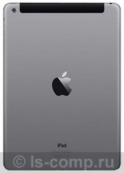 Купить Планшет Apple iPad Air 16Gb Space Gray Wi-Fi + Cellular (4G) (MD791RU/A) фото 3