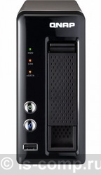 Купить Сетевое хранилище QNAP TS-119P+ (TS-119P+) фото 1