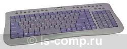 Купить Клавиатура Dialog KP-105SU Silver USB (KP-105SU) фото 2
