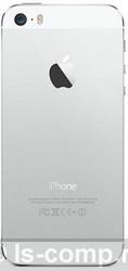Купить Сотовый телефон Apple iPhone 5s 16Gb LTE Silver (ME433RU/A) фото 2