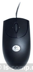 Купить Мышь Logitech RX250 Optical Mouse Black USB (910-000199) фото 2