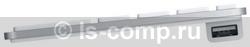 Купить Клавиатура Apple Wired Keyboard White USB (MB110RS/A) фото 2