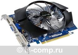 Купить Видеокарта Gigabyte GeForce GT 730 902Mhz PCI-E 2.0 2048Mb 5000Mhz 64 bit DVI HDMI HDCP (GV-N730D5-2GI) фото 1