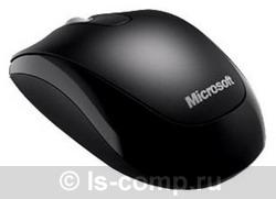 Купить Мышь Microsoft Wireless Mobile Mouse 1000 Black USB (2CF-00047) фото 2