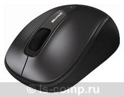 Купить Мышь Microsoft Wireless Mouse 2000 Black USB (36D-00005) фото 2