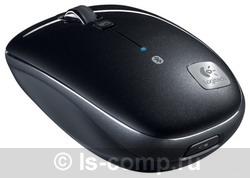 Купить Мышь Logitech Mouse M555b Bluetooth Black (910-001267) фото 2