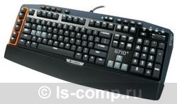 Купить Клавиатура Logitech G710+ Mechanical Gaming Keyboard Black USB (920-005707) фото 4