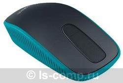 Купить Мышь Logitech Zone Touch Mouse T400 Black-Blue USB (910-003314) фото 1