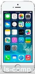 Купить Сотовый телефон Apple iPhone 5s 16Gb LTE Silver (ME433RU/A) фото 1