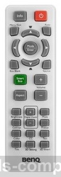 Купить Проектор BenQ W1070 (9H.J7L77.17E) фото 5