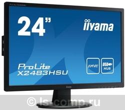 Купить Монитор Iiyama X2483HSU-1 (X2483HSU-B1) фото 1