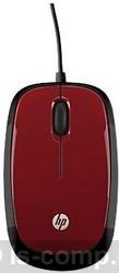 Купить Мышь HP X1200 H6F01AA Flyer Red USB (H6F01AA) фото 2