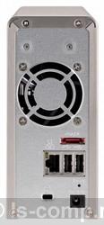 Купить Сетевое хранилище QNAP TS-119P+ (TS-119P+) фото 2