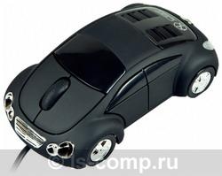 Купить Мышь CBR MF 500 Beatle Black USB (MF500 Beatle) фото 2