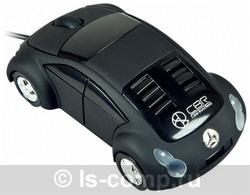 Купить Мышь CBR MF 500 Beatle Black USB (MF500 Beatle) фото 1