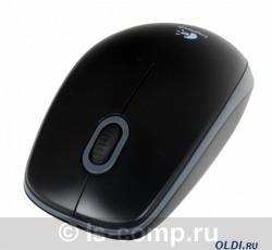 Купить Комплект клавиатура + мышь Logitech Desktop MK120 Black USB (920-002561) фото 3