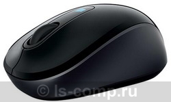 Купить Мышь Microsoft Sculpt Mobile Mouse Black USB (43U-00004) фото 1