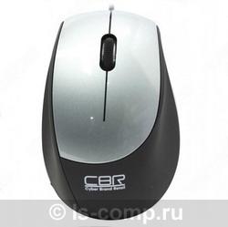 Купить Мышь CBR CM 303 Silver USB (CM303 Silver) фото 3