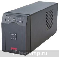Купить ИБП APC Smart-UPS SC 420VA 230V (SC420I) фото 1