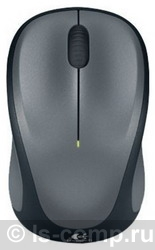Купить Мышь Logitech Wireless Mouse M235 Grey-Black USB (910-002203) фото 1