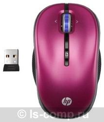 Купить Мышь HP XP357AA Pink-Black USB (XP357AA) фото 1