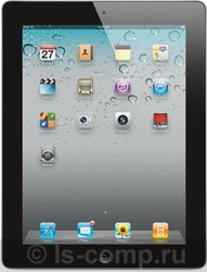 Купить Планшет Apple iPad 4 32Gb Black Wi-Fi + Cellular (MD523RS/A) фото 1