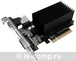 Купить Видеокарта Palit GeForce GT 730 902Mhz PCI-E 2.0 2048Mb 1804Mhz 64 bit DVI HDMI HDCP Silent (NEAT7300HD46-2080H) фото 2