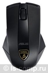 Купить Мышь Asus WX-Lamborghini Black USB (90XB1-L00MU-00020) фото 1