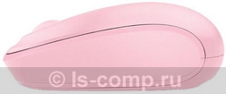 Купить Мышь Microsoft Wireless Mobile Mouse 1850 Pink USB (U7Z-00024) фото 3