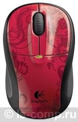 Купить Мышь Logitech M305 Red Tendrils USB (910-002185) фото 2