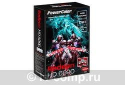 Купить Видеокарта PowerColor Radeon HD 6990 830Mhz PCI-E 2.1 4096Mb 5000Mhz 512 bit DVI HDCP (AX6990 4GBD5-M4D) фото 2