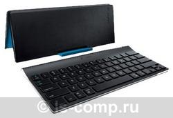 Купить Клавиатура Logitech Tablet Keyboard for iPad Black Bluetooth (920-003303) фото 1