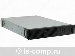 Купить ИБП APC Smart-UPS 1000VA USB & Serial RM 2U 230V (SUA1000RMI2U) фото 1